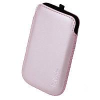 Чехол Samsung S5222 Star 3 Duos 1024 Valenta розовый