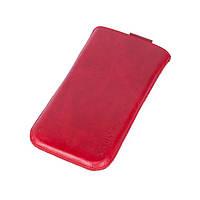 Чехол Samsung S5222 Star 3 Duos Valenta красный