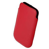 Чехол Samsung S6500 1024 Valenta красный (96.5х46.5х16.5)