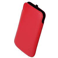 Чехол Samsung S8262 1024 Valenta красный (Nomi I401)