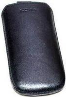 Чехол вертикальный с клапаном женские кожа