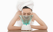 Паровая сауна для омоложения и увлажнения кожи лица ингалятор Benice BNS-016