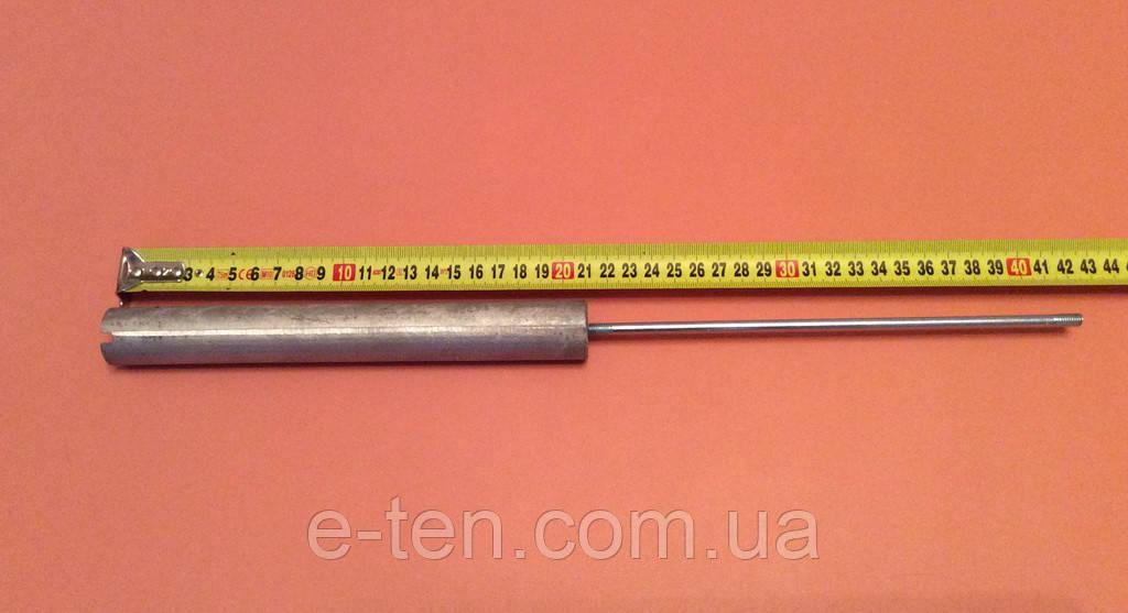 Анод магниевый Италия  Ø26мм / L=210мм / резьба M6*210мм   оригинал, фото 1