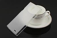 Накладка для Philips s398 силикон Infinity TPU белый