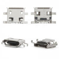 Конектор зарядки micro USB тип 4 (High Copy)