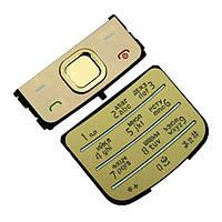 Клавиатура Nokia 6700 Gold (copy)