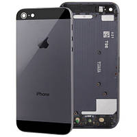 Корпус Apple iPhone 5 Black (High Copy)