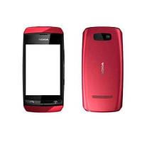 Корпус (Копия) Nokia 305 Asha Red