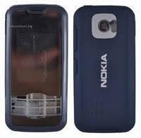 Корпус (копия) Nokia 7610 SuperNova Blue