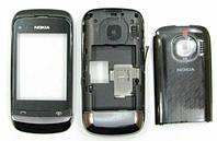 Корпус (копия) Nokia C2-03/C2-06 Black
