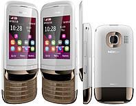 Корпус (Копия) Nokia C2-03/C2-06 White