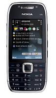 Корпус (копия) Nokia E75 Black
