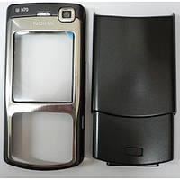 Корпус (копия) Nokia N70 Black