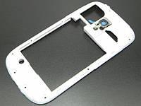 Середня частина Samsung I8190 White (Original)