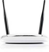 Маршрутизатор TP-Link TL-WR841N Wi-Fi b/g/n 5dBx2 (TL-WR841N)