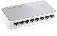 Свитч TP-Link TL-SF1008D 8 портов (TL-SF1008D)