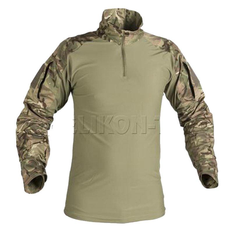 Рубашка тактическая Helikon Combat - MP Camo