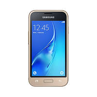 Мобильный телефон Samsung J105H Galaxy J1 mini (Samsung J1 mini duos) Gold (SM-J105HZDDSEK)