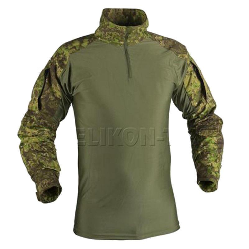 Рубашка тактическая Helikon Combat — PenCott GreenZone