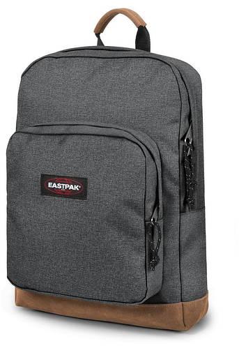 Практичный рюкзак 20 л. HOUSTON Eastpak EK46B77H черно-серый