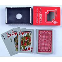 Карты игральные пластиковые 54 шт. 839-2