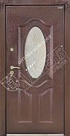 """Двери """"АБВЕР"""" со стеклом - модель 25-2 Изумруд, фото 1"""