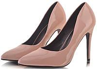 Женские лаковые туфли Польша