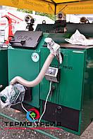 Котел твердотопливный длительного горения Gefest-profi P 25 кВт, фото 1