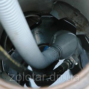Очищення баку запасу води та бойлерів