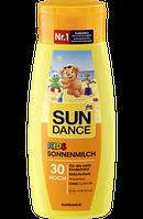 SUNDANCE Kids Sonnenmilch LSF 30, 300 ml - Детское солнцезащитное молочко, фактор защиты 30,  300 мл