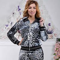 Брендовый велюровый турецкий костюм Bona  разм 42,44,46,48,50,52,54 купить