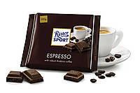 Шоколад Ritter sport Espresso Германия 100г