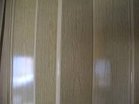 Дверь раздвижная гармошка глухая, дуб 269, глянцевая,100см