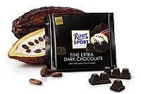 Шоколад Ritter Sport Edel-Bitter (Какао из эквадора 73%)