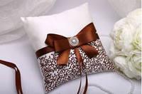 Подушка для колец Coffe