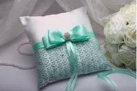 Подушка для колец Tiffany, фото 1