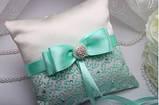 Подушка для колец Tiffany, фото 3