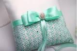 Подушка для колец Tiffany, фото 2