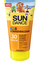 SUNDANCE Kids Sonnenbalsam LSF 30, 150 ml - Детский солнцезащитный бальзам фактор защиты 30,  150 мл