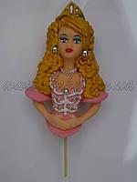Кукла на торт