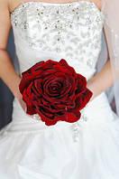Свабедный набор   Красный цвет, розы.