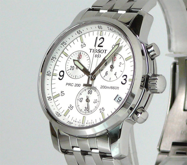 Часы TISSOT PRC200 T17.1.586.32 ETA