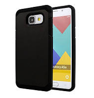 Чехол SGP Slim Armor для Samsung Galaxy A5 (2016) A510 Smooth Black