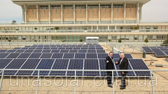 В ізраїльському проекті використання сонячної енергії застосовуються модулі JA Solar