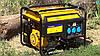 Генератор Sadko GPS-6500E (5,5 кВт, электростартер)