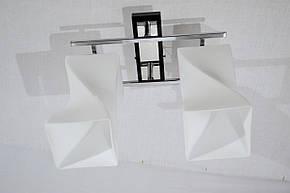 Люстра потолочная на 2 лампочки  P3-27001/2, фото 2