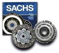 Комплект сцепления Sachs (без выжимного подш.) Mercedes Vito (638) 1996-2003г  2.2 CDI