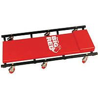 Лежак ремонтный подкатной TR6451  TORIN TR6451