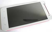 Мобильный телефон  HTC X920e (CPU 4 ядра,1.5GHz, 5Mp Проверено!) copy, фото 1
