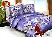 Евро комплект постельного белья TAG HT2709
